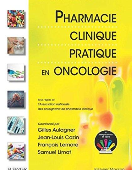 Pharmacie Clinique Pratique en Oncologie 2016