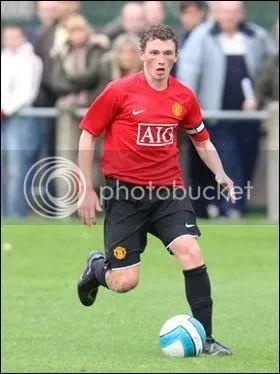 Corry Evans - a long-awaited first goal of the season