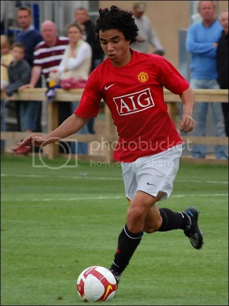 Fábio da Silva - off the mark (competitively) for the reserves
