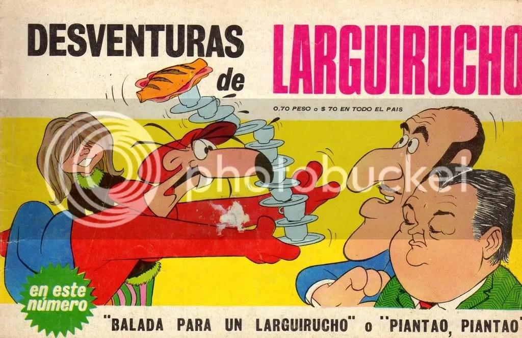 Desventuras de Larguirucho