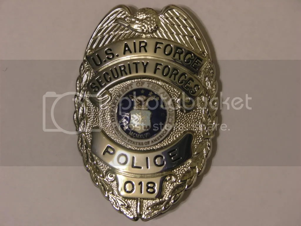 Dod Police Badge Photo By Jeffsgtp