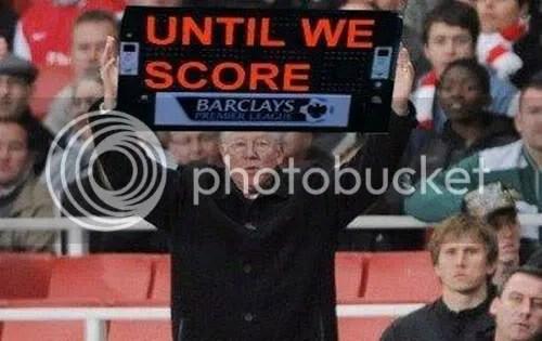 Sir Alex Ferguson dan Extra Time
