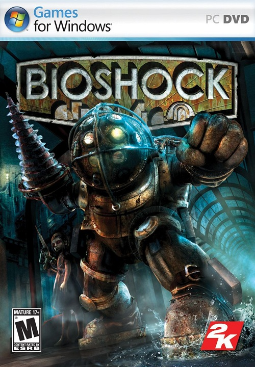 Bioshock (2007/ENG/Repack) by R.G. Catalyst [2.53 GB]