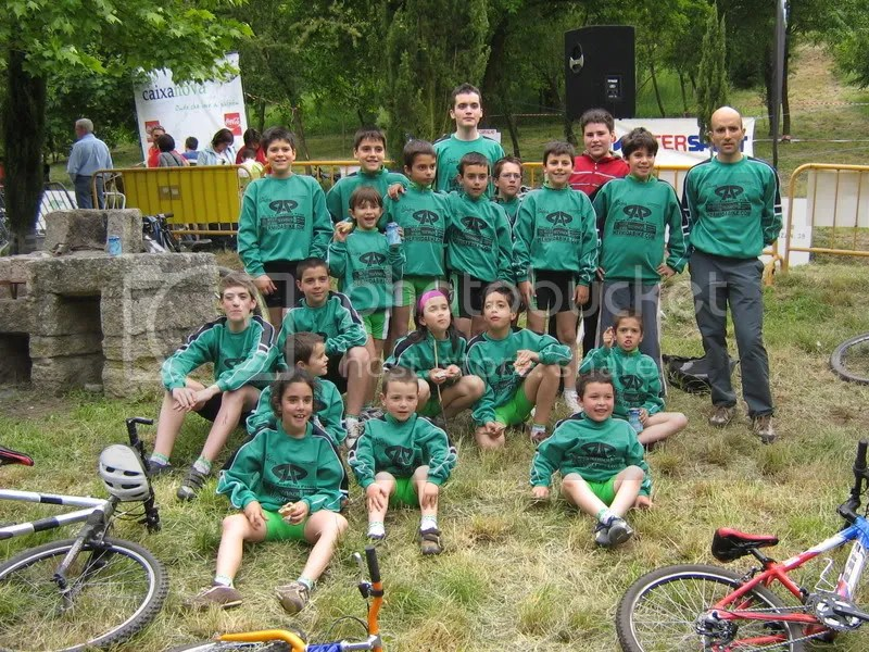 Escola de ciclismo J.A. Hermida Maceda