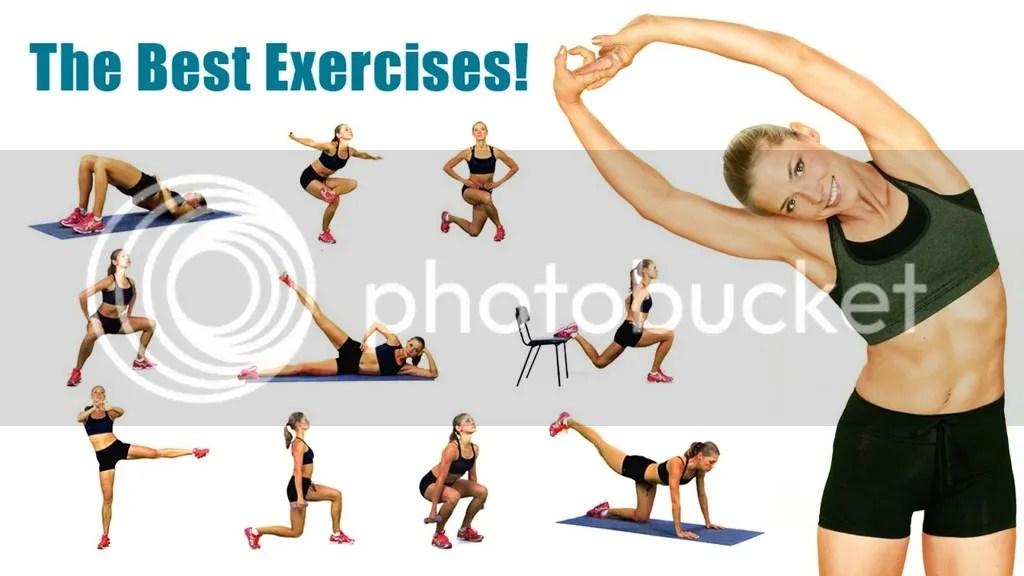 Cara Memperbesar Ukuran Bokong Dengan Gerakan Memperbesar Otot Pantat