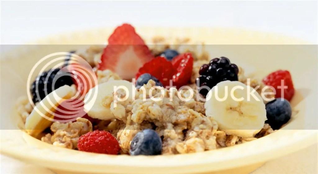 Diet Sehat Dengan Oatmeal
