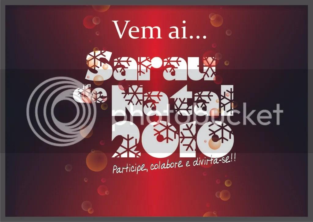 Sarau de Natal 2010