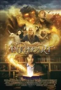 Inkheart Movie Poster with Brendan Fraser