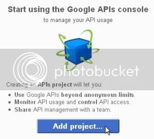 Google API Translate