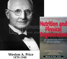 World-famous nutritionist Dr. Weston A. Price got his start as an Ontario farm boy.
