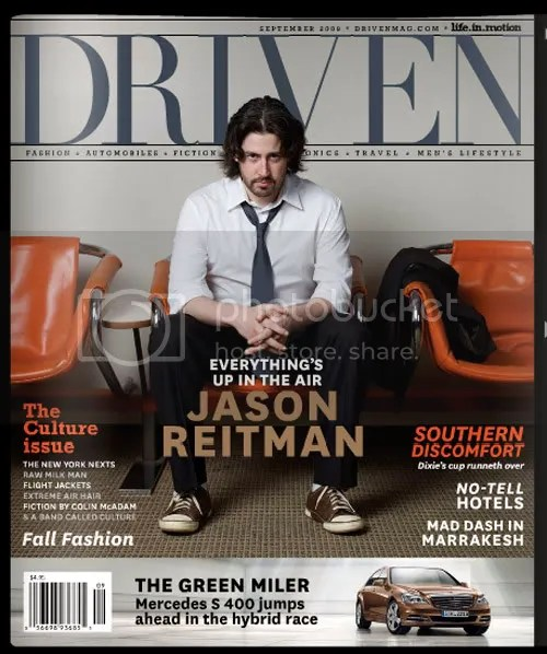 Is Jason Reitman worrying about raw milk?
