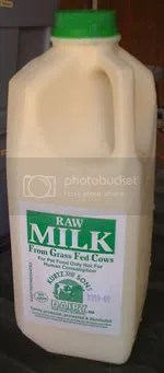RAW -- a kind of milk thats actually worth drinking!