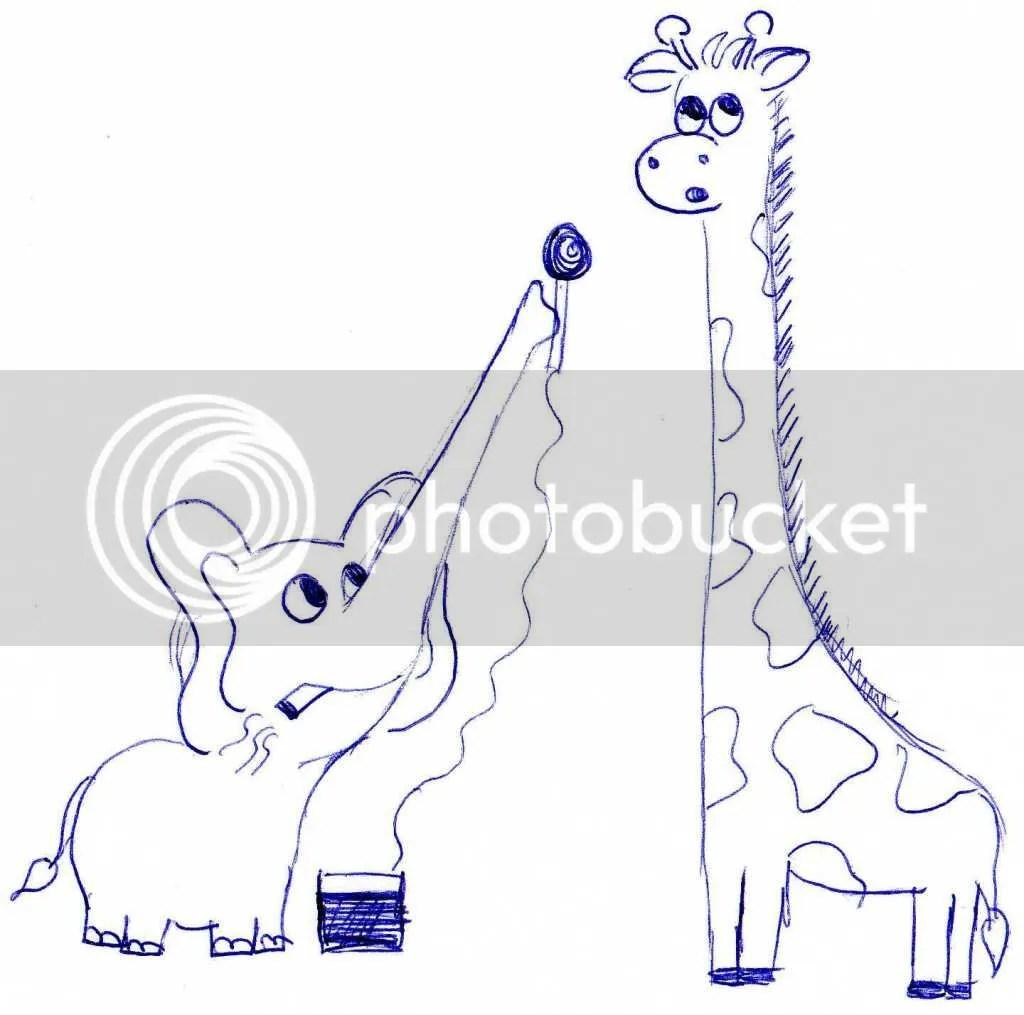 Elefantul jurnalist
