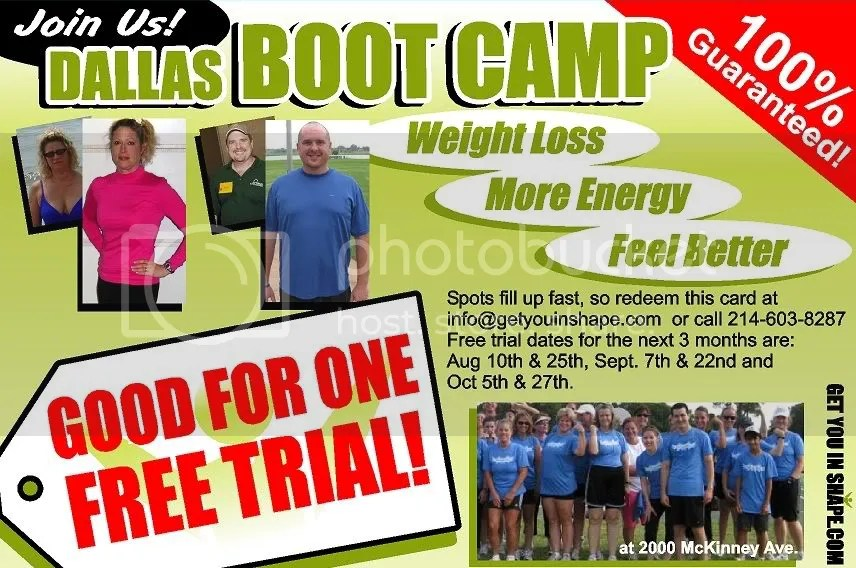 Dallas Boot Camp – Free Boot Camp at Dallas Boot Camp Location ...
