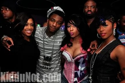 Soulja Boy and Trina - Dating Gossip News Photos