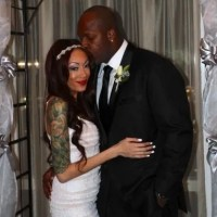 Baltimore Ravens Baller Terrell Suggs Weds Candace Williams In Intimate Ceremony