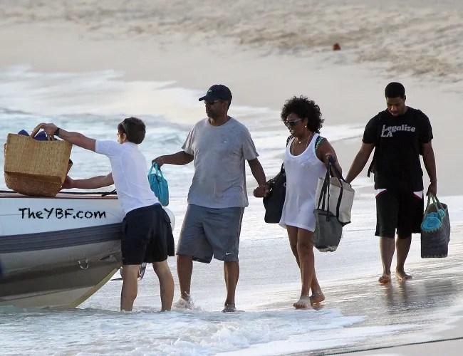 Denzel Washington Yacht