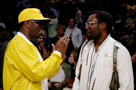 Diddy & Will.i.am