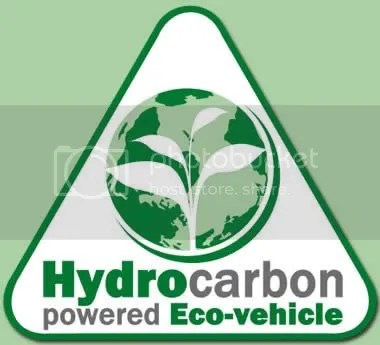 Hydrocarbon burning Eco Cars