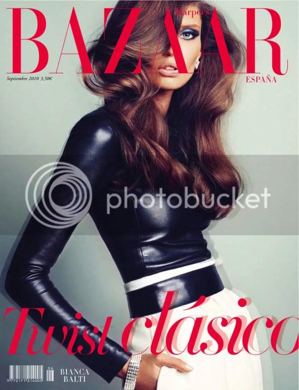 Harper's Bazaar: The September Issue