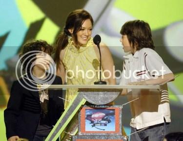 Adam Sandler, Dakota Fanning Top Nickelodeon Kids' Choice