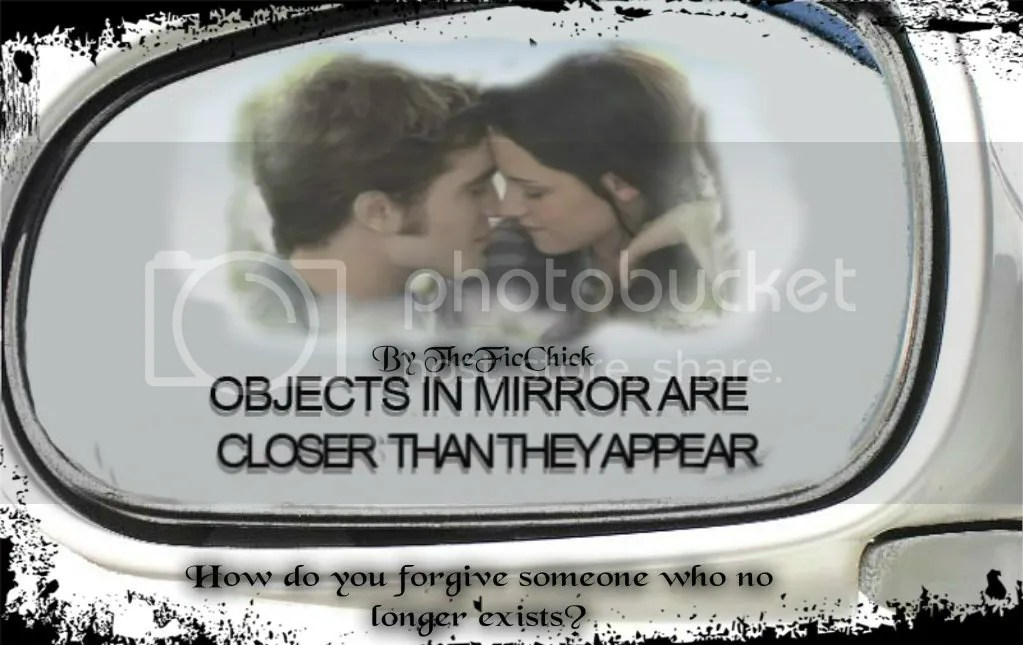 https://www.fanfiction.net/s/10223423/1/Objects-In-Mirror-Are-Closer-Than-They-Appear