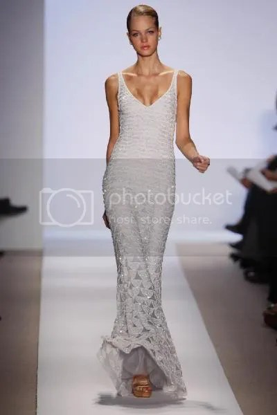 Badgley Mischka Wedding Gown