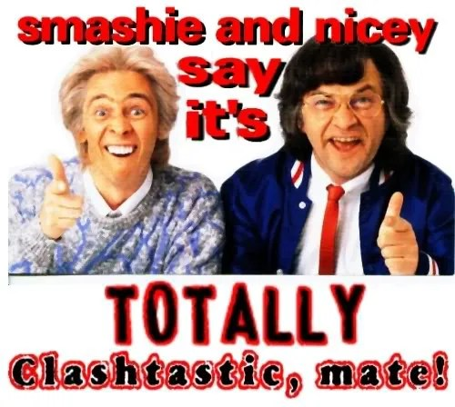 Image result for smashy and nicey catchphrases