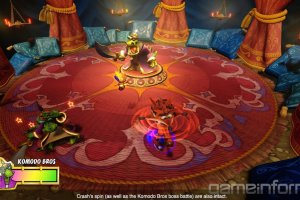 crash bandicoot n sane trilogy, Crash Bandicoot N Sane Trilogy: Appaiono in rete nuove immagini