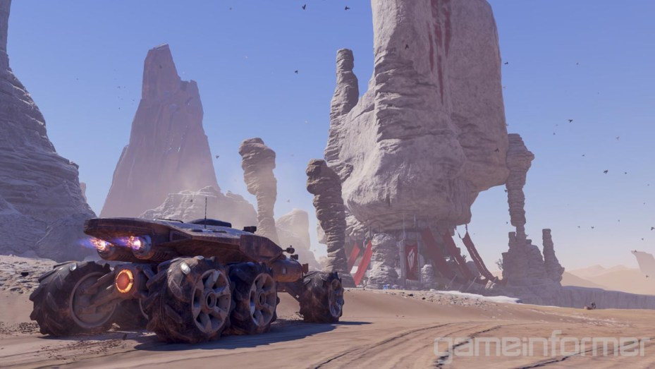Mass Effect Andromeda, Mass Effect Andromeda news, Mass Effect Andromeda immagini, Mass Effect Andromeda Nomad, Bioware, PS4, Xbox One, PC, Nuove immagini da Mass Effect Andromeda