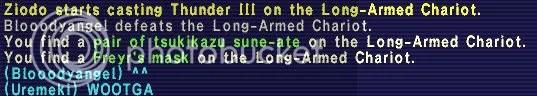 Long Armed Chariot Kill