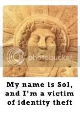 Image result for invictus sol unconquerable sun