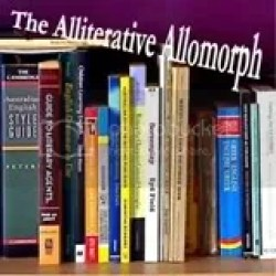 The Alliterative Allomorph's awesome giveaway!