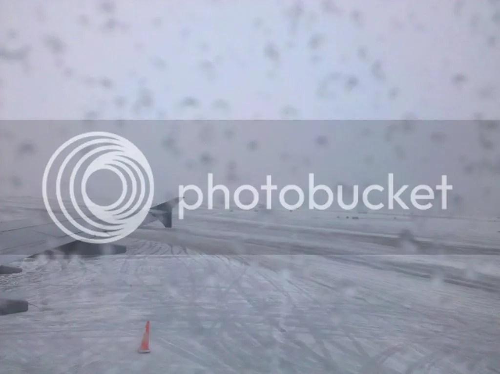 Icy Runways