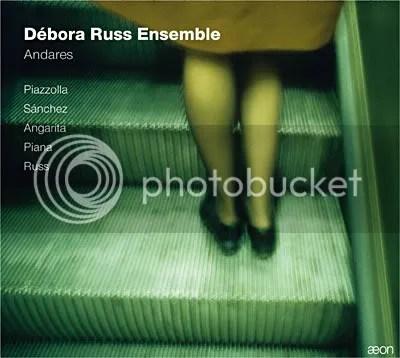 Débora Russ Ensemble - Andares