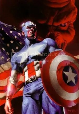 Captain America Movie