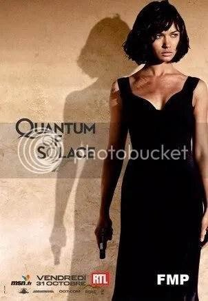 Olga Kurylenko - Quantum of Solace
