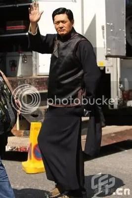 Chow Yun Fat in the movie Shanghai