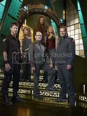 Stargate Atlantis Season 5 is awesome. :)