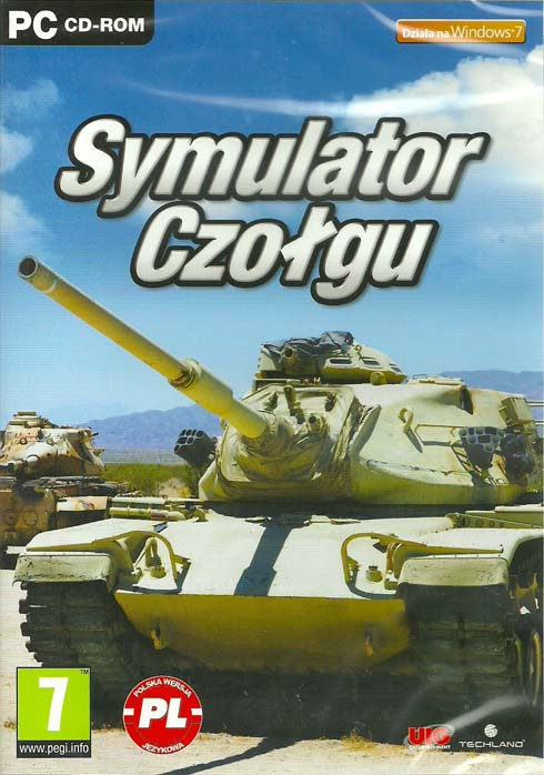 Symulator Czołgu / Tank Simulator (2010) PL-PROPHET