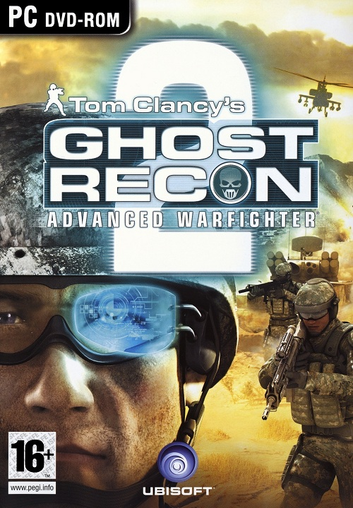 Tom Clancy's Ghost Recon: Advanced Warfighter 2 (2007/ENG/Repack) by R.G. Catalyst [2.33 GB]