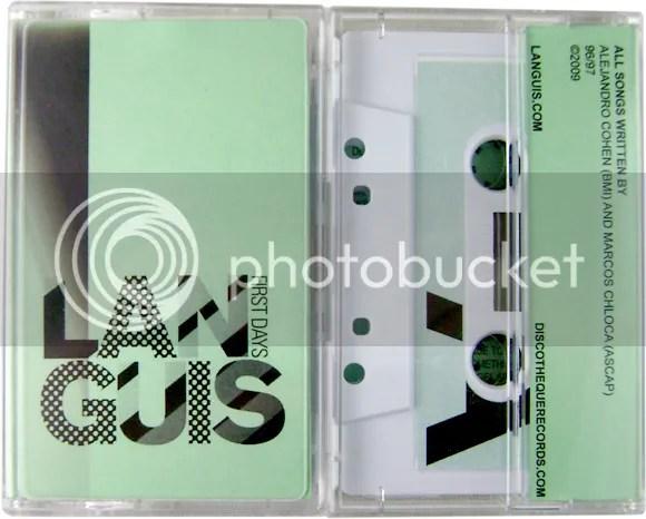 First Days Cassette
