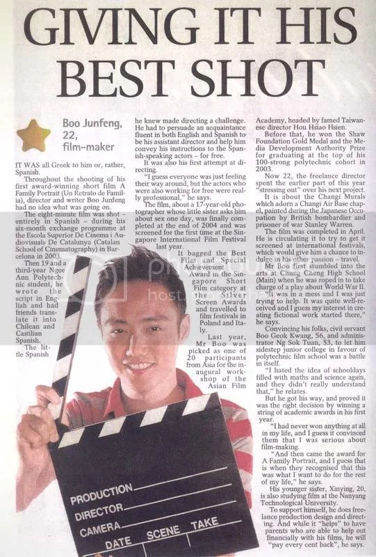 The Straits Times 7 Oct 2008