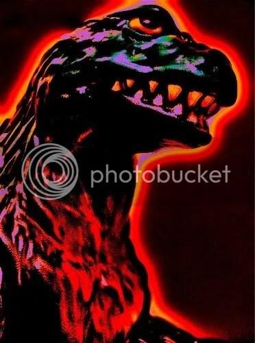 Godzilla 1962!