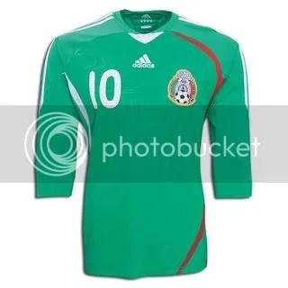 Camiseta de México