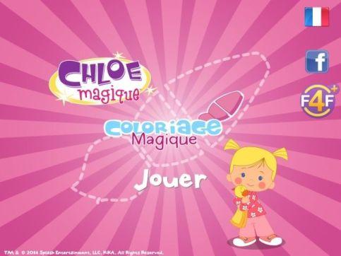 Chloé magique