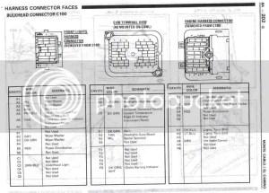 ECM and engine harness wiring  MonteCarloSS Message Board