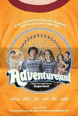 Adventureland Movie