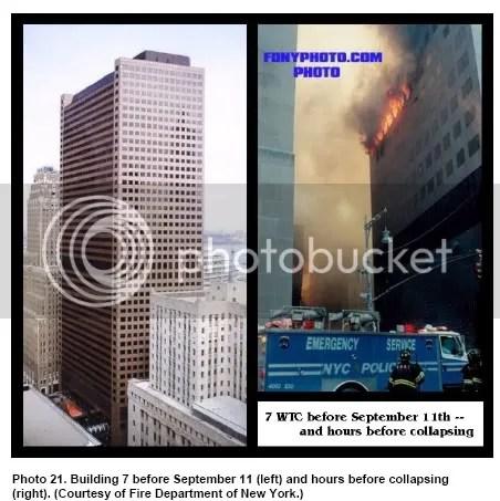 Resultado de imagen de La Torre 7 del WTC falsa bandera