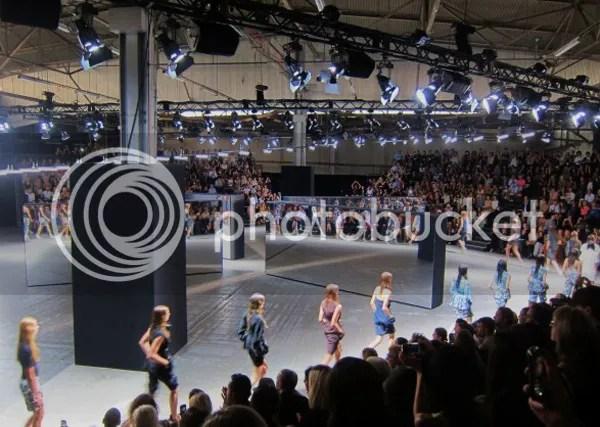 December 2011 Fashion Week